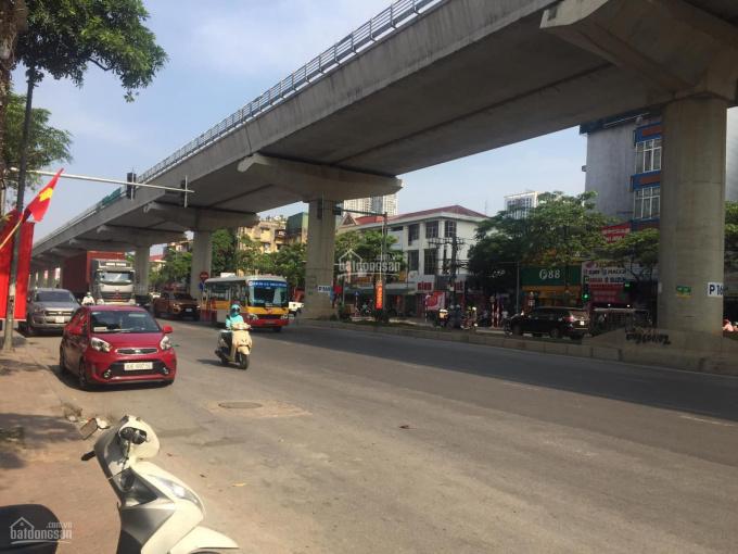 Bán nhà mặt Phố Cầu Diễn, gần Hồ Tùng Mậu, 75m2, 7 tầng, mặt tiền 7m, dòng tiền 100 triệu/tháng ảnh 0