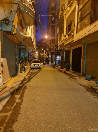 Bán nhà phố Vĩnh Phúc - Ba Đình ngõ phân lô bàn cờ 5m ra mặt phố. 40m2 - 4.4 tỷ ảnh 0