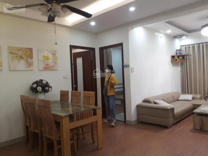 Bán căn hộ 2 ngủ 1WC 63.7m2 Hồng Hà Eco City ban công hướng Nam mát mẻ, nội thất long lanh ảnh 0