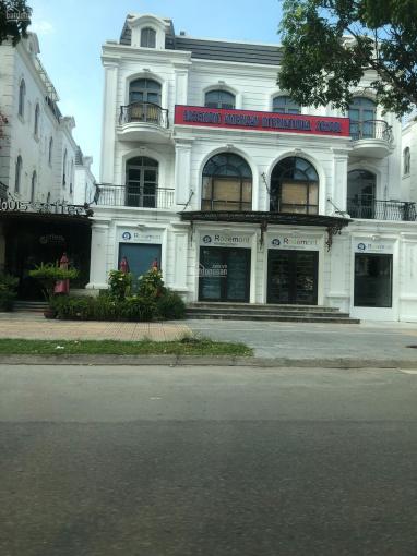 Bán căn shophouse PL1 (mặt đường Nguyễn Lam) khu đô thị Vinhomes Riverside Long Biên ảnh 0