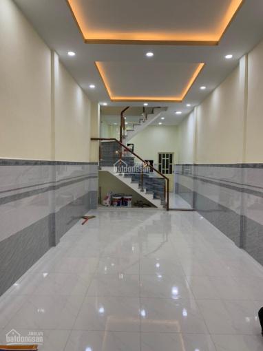 Miễn tiếp quảng cáo & trung gian bán nhà mặt tiền 398A Minh Phụng, P10, Q11. Hẻm hậu 2m ảnh 0