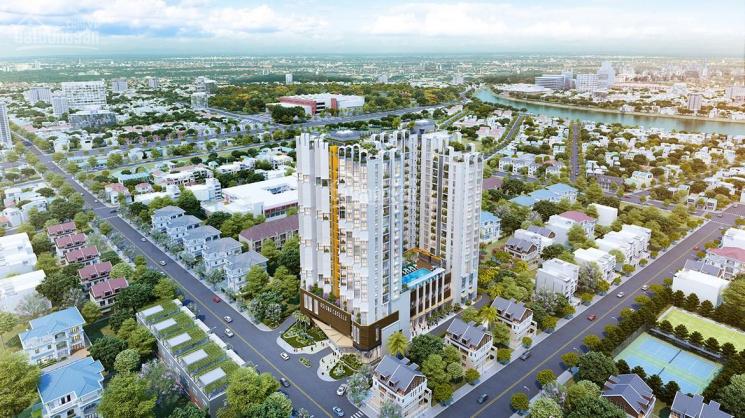 Tôi cần bán gấp căn hộ Saigon Asiana Nguyễn Văn Luông Quận 6, 2PN tầng 9, bán giá 3.639 tỷ/căn ảnh 0