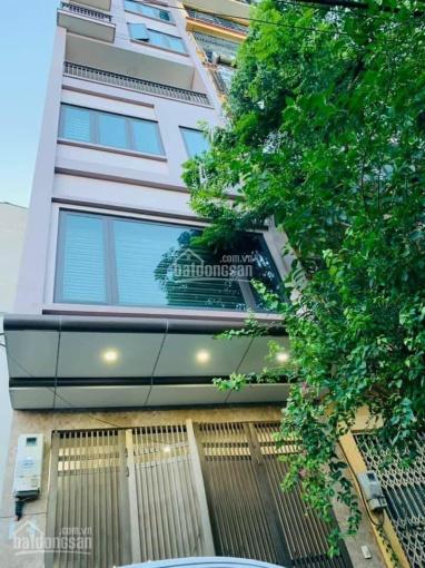 Bán toà nhà 7 tầng 65m2 khu Trung Hoà Nhân Chính thông sàn kinh doanh, cho thuê tốt, giá ưu đãi sâu ảnh 0