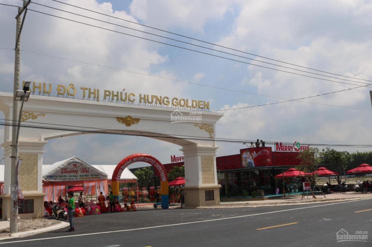 Chính chủ cần bán 85m2 full thổ cư, đã có sổ hồng dự án Phúc Hưng Golden. Gần KCN Minh Hưng 2km ảnh 0
