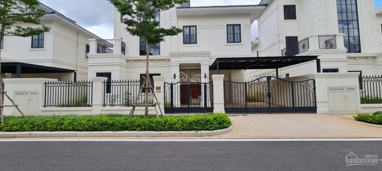 Biệt thự đơn lập góc Swanbay La Maison (Zone 4) bán lại giá tốt đầu tư ảnh 0