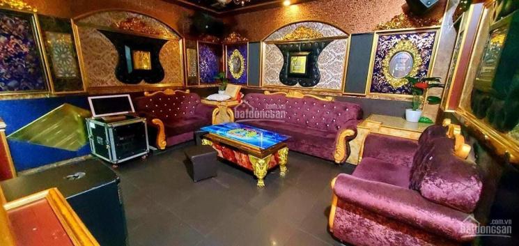 Bán quán karaoke 5 tầng mặt tiền Phùng Hưng, DT: 129m2 có 10 phòng full nội thất + PCCC đầy đủ ảnh 0