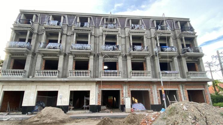 Bán nhà phố Bình Minh, 4 tầng, mặt tiền rộng, kinh doanh buôn bán thoải mái ảnh 0