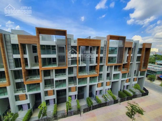 2 căn Shophouse D2Eight cần bán mặt tiền Đồng Văn Cống 1 hầm 7 tầng ảnh 0