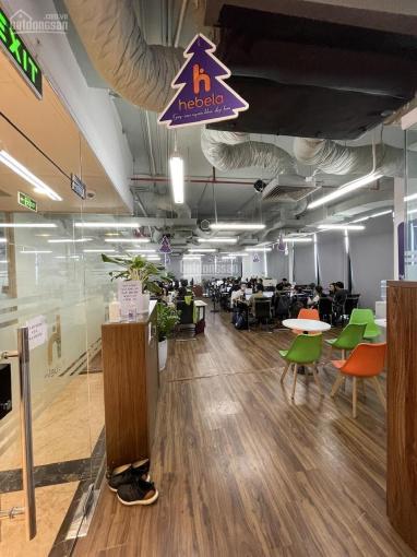 Bán gấp sàn văn phòng tốt nhất Quận Thanh Xuân, full đồ sử dụng ngay, cho thuê 10%/ năm ảnh 0