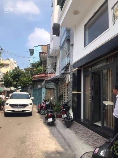 Nhà mới đẹp Đinh Tiên Hoàng - Vũ Huy Tấn, P3, Bình Thạnh ảnh 0