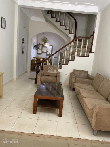 Cho thuê nhà riêng Khương Đình - Thanh Xuân 45m2 x 4 tầng 4 PN full đồ ảnh 0