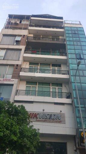 Mặt phố Đội Cấn 55 m2 6 tầng MT 5m ô tô tránh cho thuê 60 triệu/tháng 20.5 tỷ Ba Đình ảnh 0