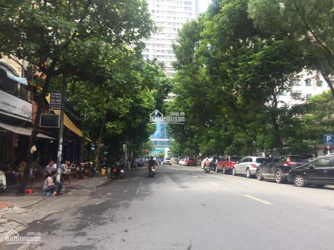 Bán nhà mặt phố Nguyễn Thị Định, Cầu Giấy, lô góc, mặt tiền rộng, 115m2 chỉ 46,5 tỷ (0877879014) ảnh 0