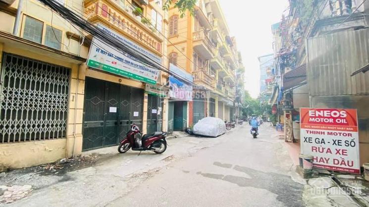 Bán nhà phố Phương Liệt, quận Thanh Xuân, kinh doanh ô tô, Văn Chiến 0981140576 ảnh 0