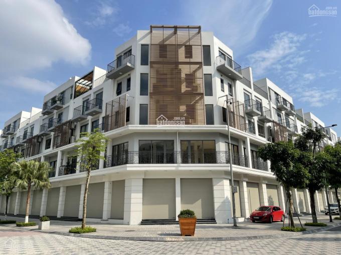 Shophouse đường 17m The Manor, chiết khấu 11%, trả chậm 36 tháng không lãi. DT 75m2 - 120m2 ảnh 0