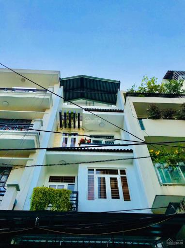 Bán nhà mặt tiền đường Nguyễn Sơn, quận Tân Phú, 100m2, 4 tầng, 18.5 tỷ ảnh 0
