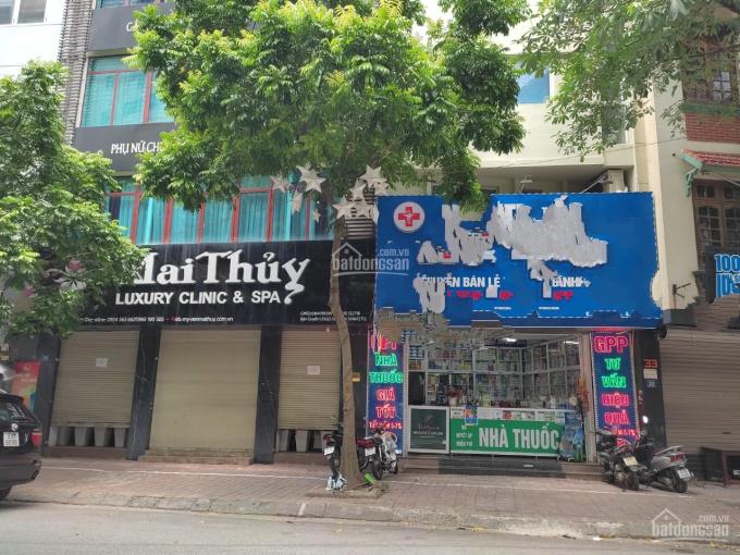 Bán nhà mặt phố Chùa Bộc -  quận Đống Đa - DT 112m2- 5 tầng - MT 4.6m, giá 46.9 tỷ ảnh 0