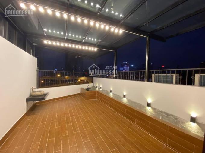 Hé lộ cực phẩm mặt phố vip Minh Khai, MT 5m, KD khủng, nhà mới 5 tầng, thang máy ảnh 0