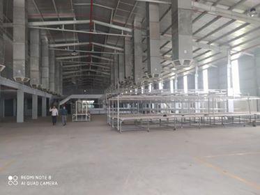 Cho thuê kho khu công nghiệp Tân Bình. DT 500m2 - 4000m2, 105k/m2 ảnh 0