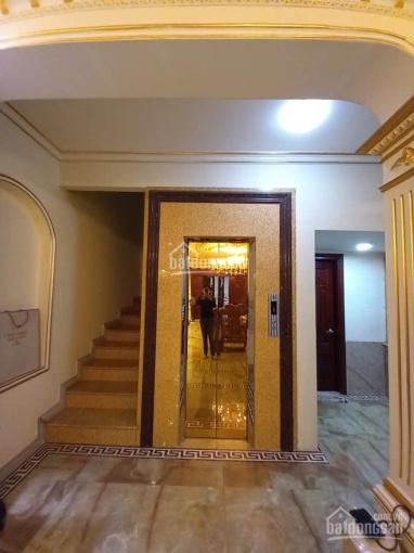 Bán nhà Khuất Duy Tiến, DT 76m2, MT 5.2m, 6 tầng thang máy, nội thất dát vàng 24K. Giá 21.9 tỷ ảnh 0