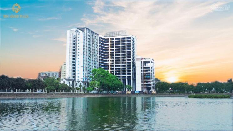 Suất ngoại giao căn 3PN BRG Grand Plaza 16 Láng Hạ, view Hồ Thành Công, HTLS 0% miễn phí dịch vụ ảnh 0