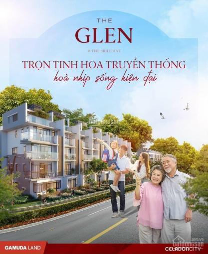 Condo Villa The Glen - thiết kế 1 trệt, 4 lầu, hầm riêng, thanh toán 20% nhận nhà, SH lâu dài ảnh 0