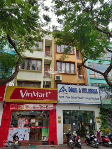 Cho thuê nhà LK tiện kinh doanh tại KĐT Yên Hòa - Trung Kính, DT 75m2 * 4,5T, có ĐH, NL. Giá 36tr ảnh 0