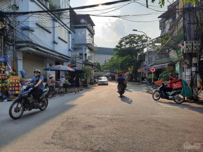 Bán nhà mặt phố Hoàng Mai gần Hồ Đền Lừ 48m2 6T thang máy 3 làn ô tô kinh doanh sầm uất. 10,7 tỷ ảnh 0