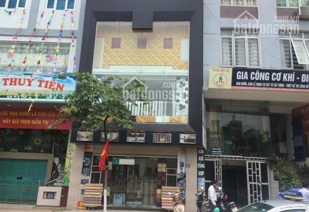 Cho thuê gấp nhà mặt phố kinh doanh đỉnh 4 tầng 50m2 tại Trần Duy Hưng vị trí đẹp nhất phố ảnh 0
