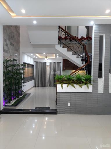 Nhà 3 tầng MT Đào Nguyên Phổ gần Nguyễn Thị Thập - Hòa Minh ảnh 0