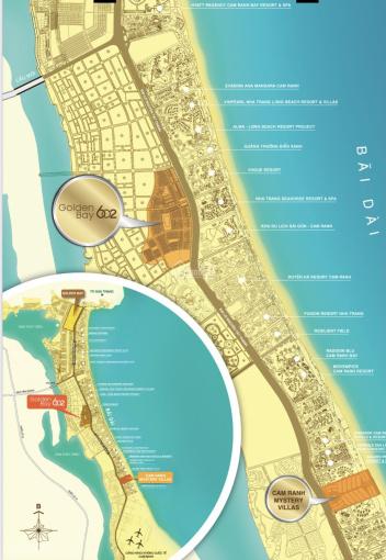 Bán đất nền ven biển Bãi Dài Cam Lâm, Golden Bay 602 kề sân bay Cam Ranh - 0974886682 ảnh 0