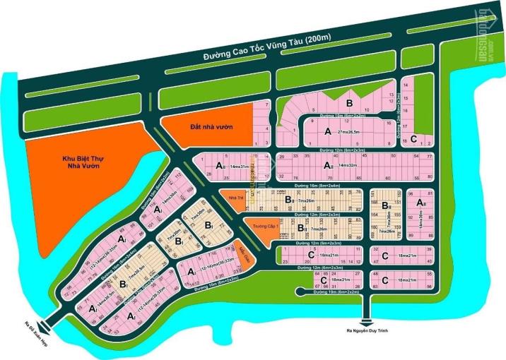 Cần bán đất nền dự án ĐH Bách Khoa, nhiều nền giá tốt nhất thị trường tháng 08/2021 ảnh 0