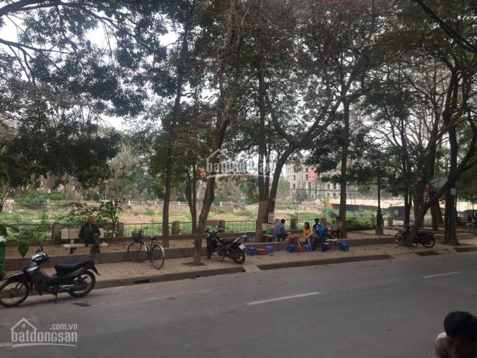Bán nhà mặt phố Nhuệ Giang, trung tâm quận Hà Đông, 2 mặt thoáng nhìn ra công viên. Lh: 0916881905 ảnh 0