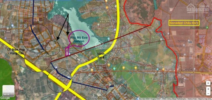 Khu dân cư ngay trung tâm hành chính view hồ sinh thái 250 ha. Giá 4 - 7 tr SHR ck 4% + 3 chỉ vàng ảnh 0