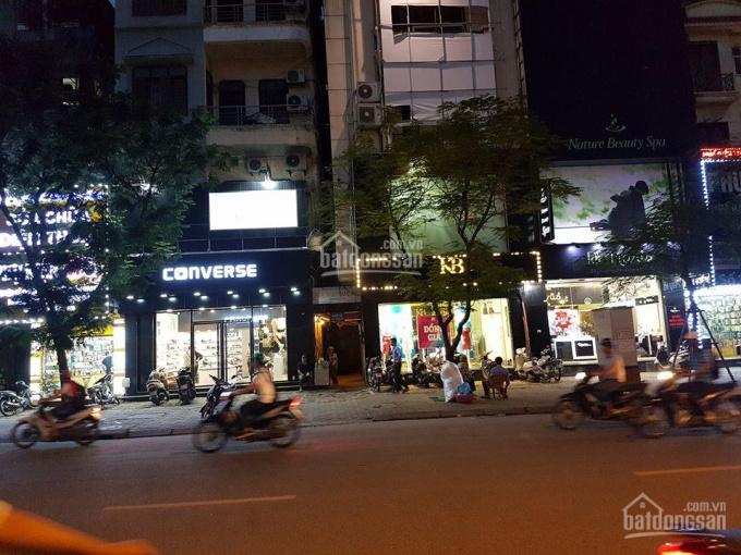 Bán nhà mặt phố Chùa Láng 71m2, 4 tầng sổ đỏ chính chủ vuông vắn giá 23 tỷ ảnh 0