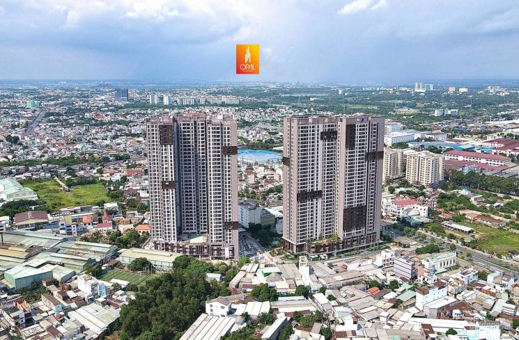 Ngay mặt tiền Phạm Văn Đồng, chỉ TT 1.2 tỷ/3PN, tặng ngay bộ nội thất 150 triệu, LH: 0903685116 ảnh 0