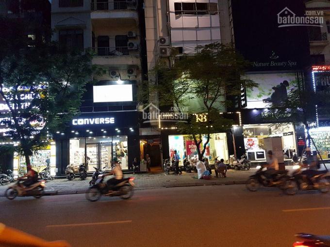 Bán nhà mặt phố Vũ Trọng Phụng - Thanh Xuân 80m2 5 tầng mặt tiền 7m sổ đỏ chính chủ ảnh 0