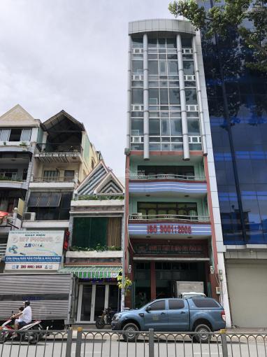 Chính chủ cần bán nhà mặt tiền đường 3 Tháng 2, Q11. DT: (4.8m*19m) nở hậu: 95m2, giá: 27.5 tỷ ảnh 0