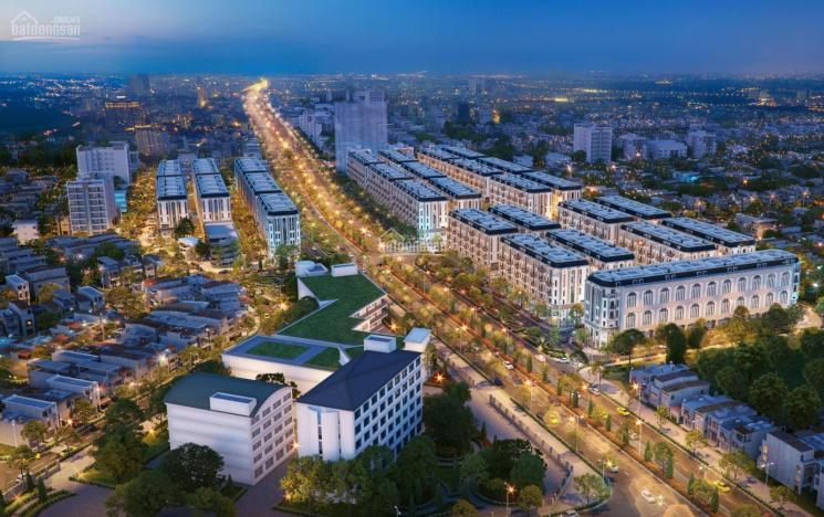 Bán liền kề, shophouse giá tốt, hàng ngoại giao dự án Him Lam Vạn Phúc Hà Đông 0938308867 ảnh 0