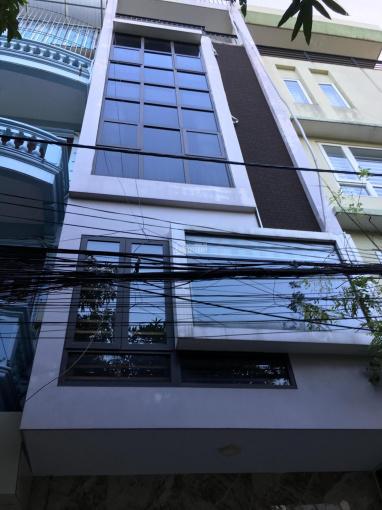 Cho thuê nhà Trung Kính lớn - Cầu Giấy - HN. DT 80m2, 5 tầng, đồ cơ bản, giá 35 tr, LH: 0898618333 ảnh 0