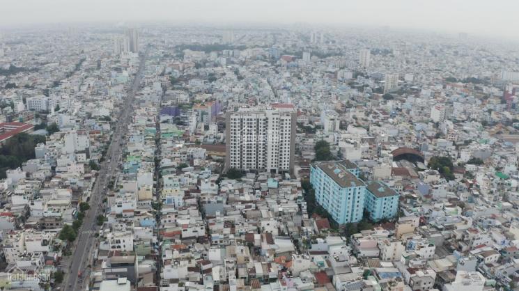 Căn hộ 2PN Saigon Asiana, Quận 6, mặt tiền Nguyễn Văn Luông ảnh 0