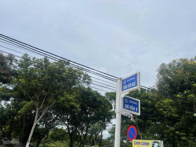 Cần bán gấp lô đất 3 mặt tiền đường Đặng Văn Ngữ. Cách chợ Cẩm Lệ 200m view công viên, gần sông ảnh 0