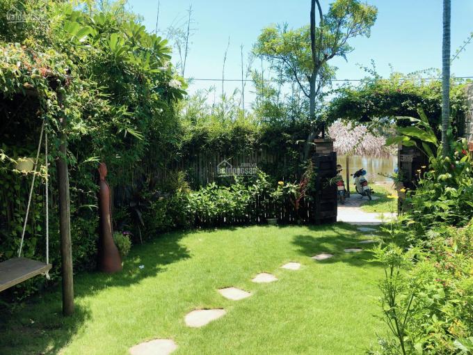 Chính chủ gửi bán căn villa siêu đẹp - sinh thái rừng dừa Cẩm Thanh ảnh 0