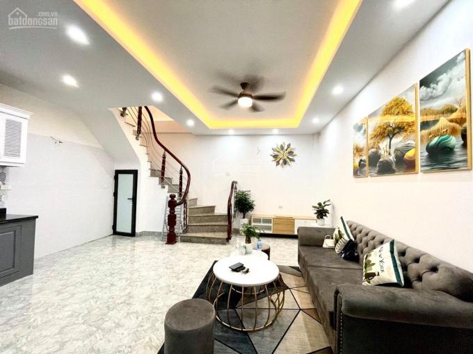 Bán nhà mới Nguyễn Văn Huyên, 12m ô tô, nội thất đầy đủ, 40m2, 5 tầng, 4.2 tỷ. LH 0392526899 ảnh 0