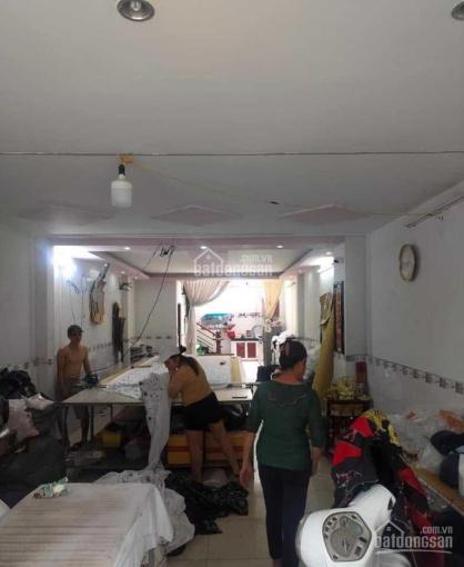 Nhà hẻm xe hơi phường Phú Thạnh, kế Hòa Bình, Thoại Ngọc Hầu, 72m2, 6tỷX ảnh 0