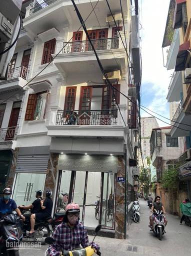 Bán nhà Trương Định 62m2, 5 tầng - ngõ thông ô tô gần ảnh 0