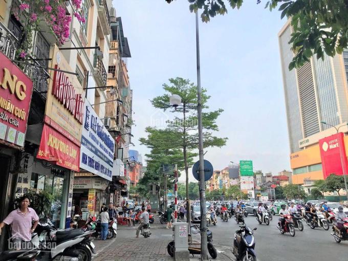 KD đỉnh, bán gấp tòa nhà mặt phố Nguyễn Lương Bằng, ngã tư Ô Chợ Dừa, 600m2 * 8T, 280 tỷ ảnh 0