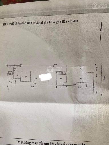 Chính chủ bán gấp lô 300m2 mặt Phố Huế hiện cho thuê 300tr/th hợp làm nhà hàng KS. LH: 0989.38.3458 ảnh 0