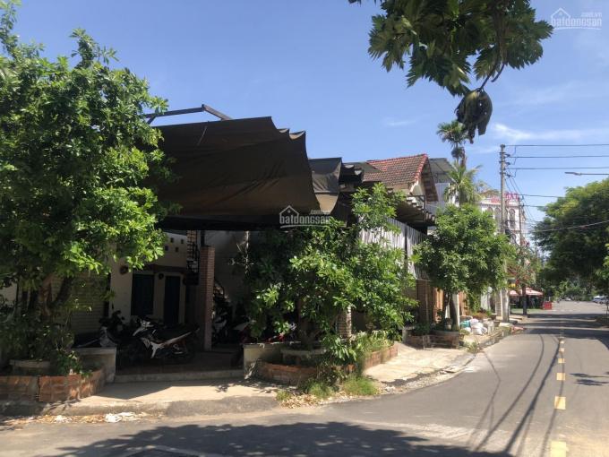 Chủ cần tiền bán gấp lô góc đất ở hai mặt tiền đường Nguyễn Năng Lự giá rẻ nhất khu vực. DT 172,75m ảnh 0