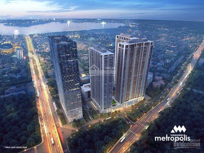 Bán căn hộ chung cư cao cấp Vinhomes Metropolis 29 Liễu Giai 2 đến 4 phòng ngủ LH 0981220393 ảnh 0